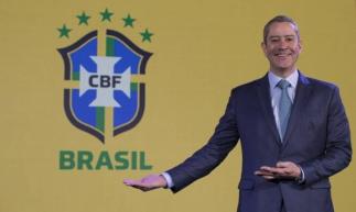 Rogério Caboclo afirmou em seu discurso de posse na presidência da CBF ser favorável à abertura de investimentos de fora do País