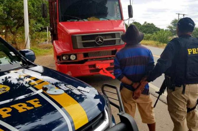 Apreensões ocorreram em Jaguaribe, Brejo Santo e Milagres durante o final de semana