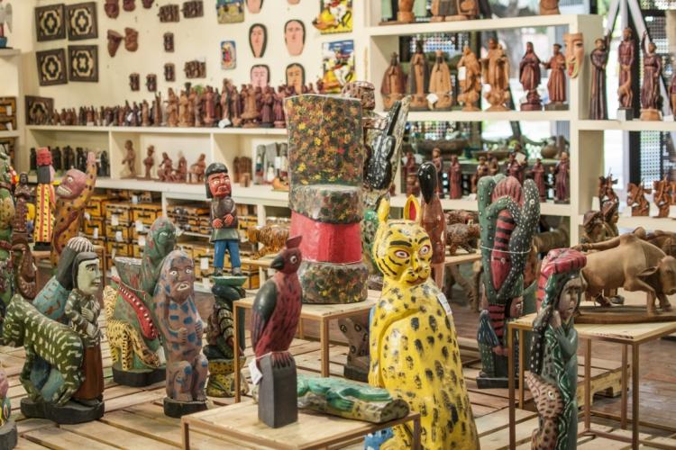 Nova loja da CeArt será inaugurada nesta terça-feira, 20  (Foto: Ariel Gomes/Divulgação )