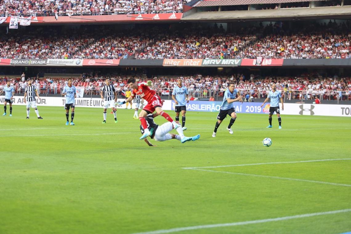Pênalti não marcado para o Ceará neste domingo, 18, trouxe à tona discussão sobre arbitragem e VAR