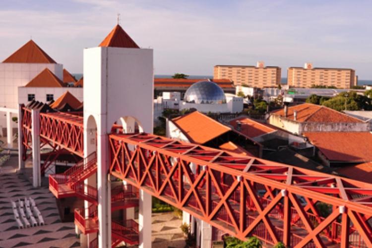 O festival será realizado no Centro Cultural Dragão do Mar no domingo, 8 de março (Foto: Divulgação )