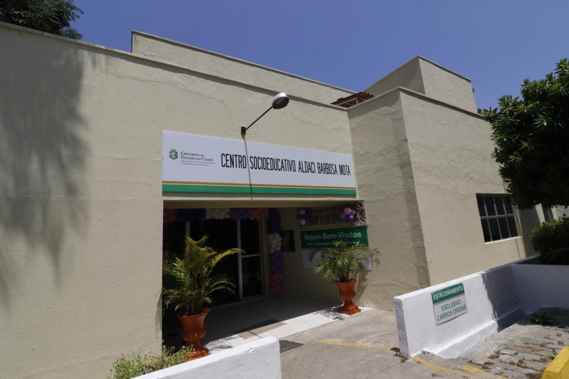 Entre março e junho de 2020, o sistema recebeu 225 jovens a menos para cumprir medidas socioeducativas no Ceará que o mesmo período de 2019