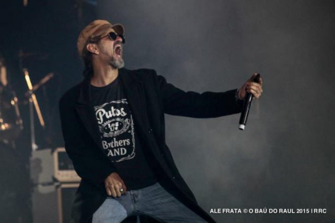 Sylvios Passos, músico, amigo íntimo de Raul Seixas e fundador do fã clube brasileiro de Raul
