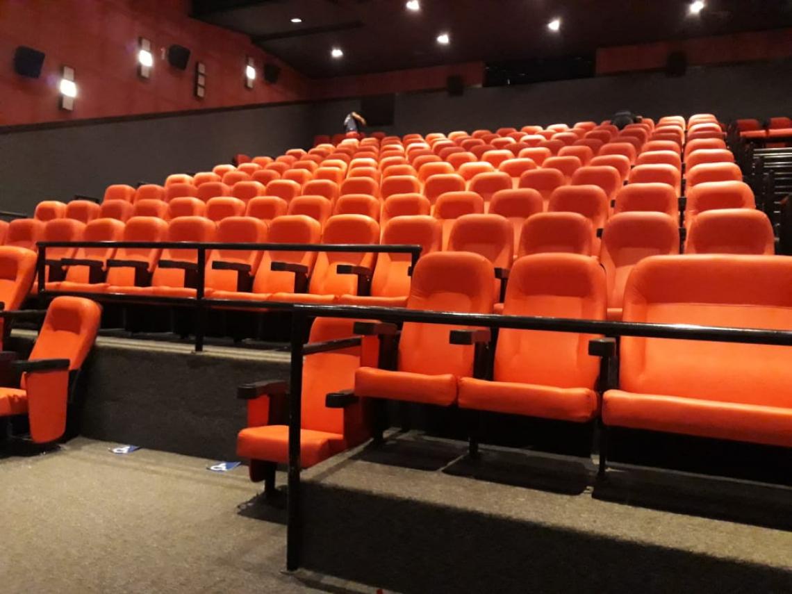 A Sala 02 do Cinema do Dragão reabre nesta quinta.