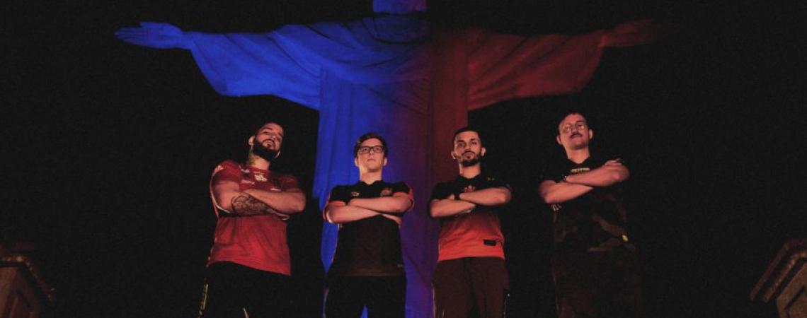Quatro equipes disputam vaga na final do Campeonato Brasileiro de League of Legends (CBLoL) (Foto: Riot Games/ Divulgação)