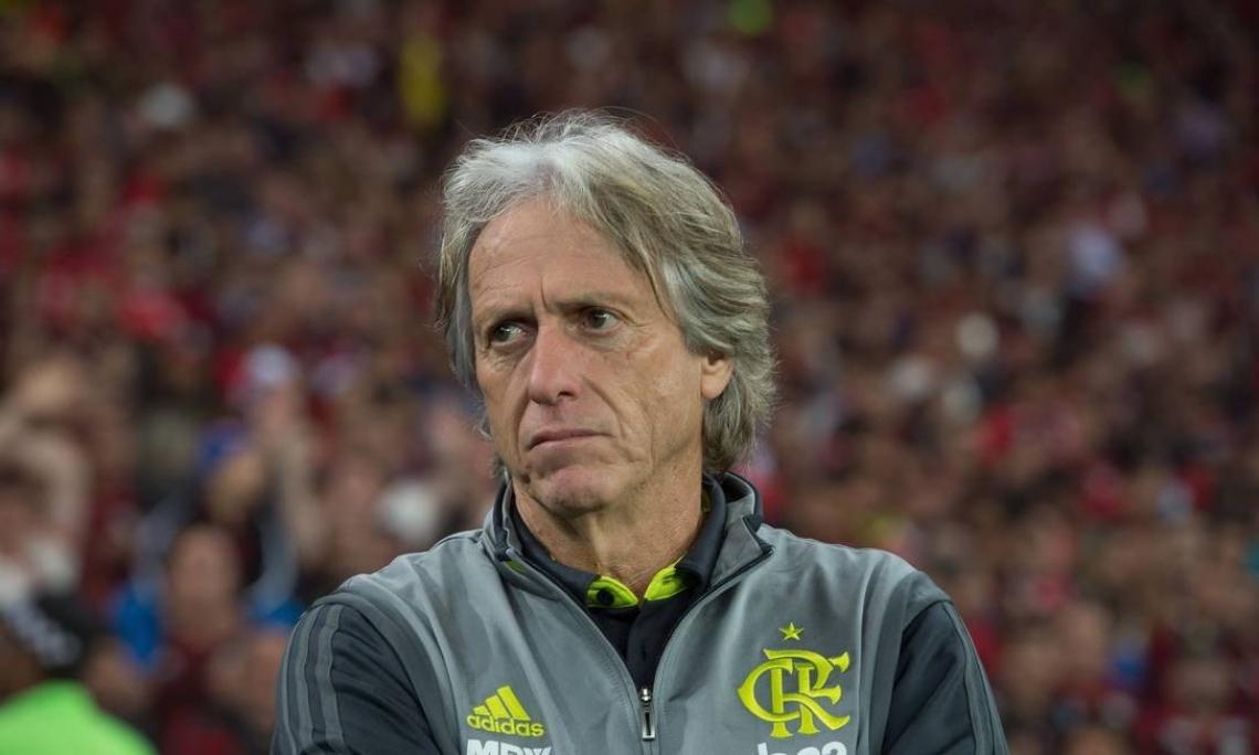 Jorge Jesus pode poupar jogadores para confronto decisivo na Libertadores
