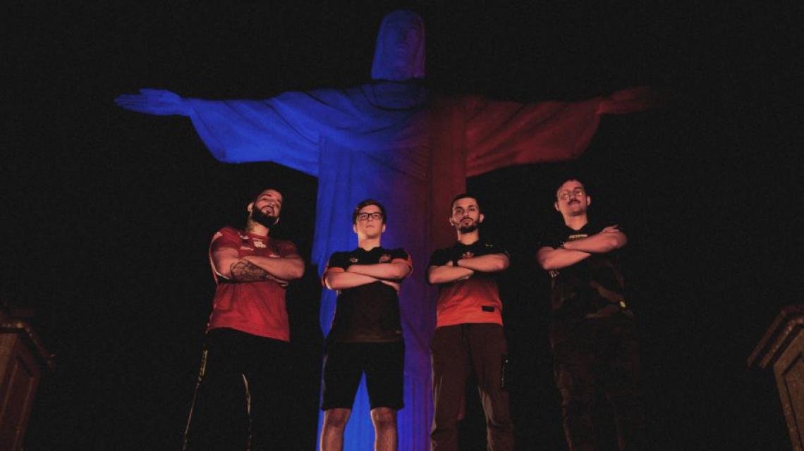 Quatro equipes disputam vaga na final do Campeonato Brasileiro de League of Legends (CBLoL)