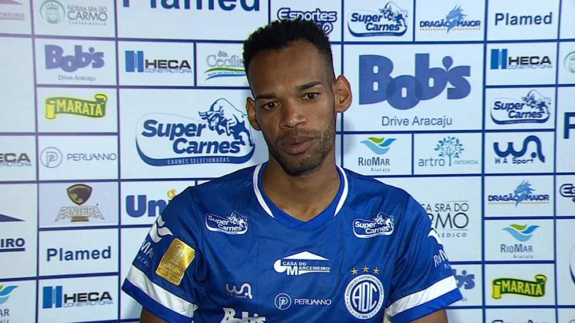 """Irmão de Valdo, do Ceará, o zagueiro Anderson foi """"carrasco"""" do Ferroviário na Série C"""