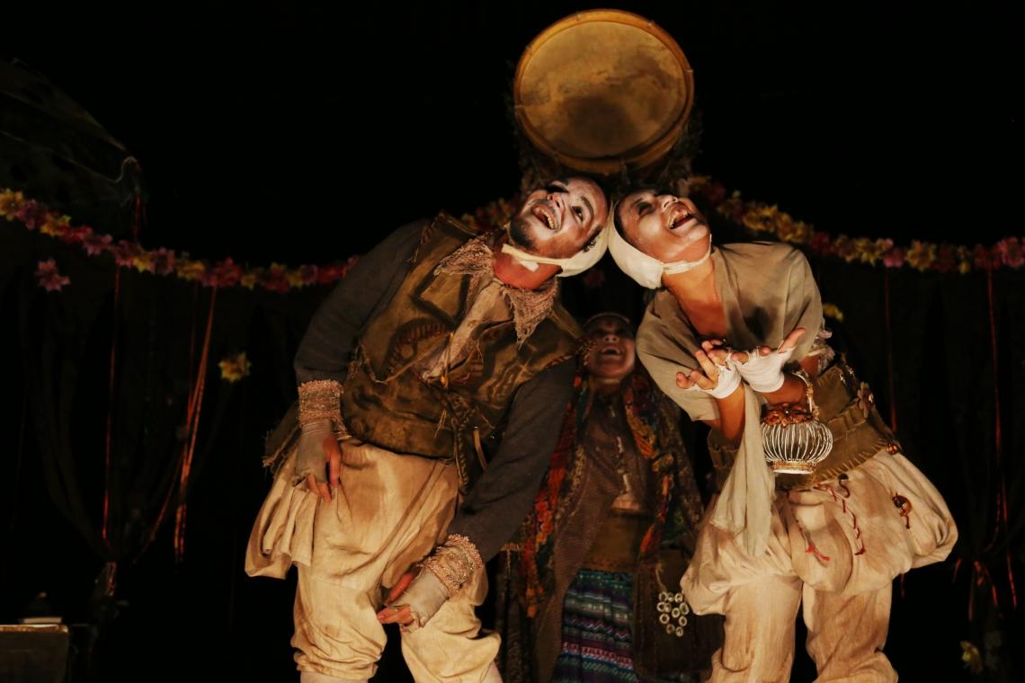 Espetáculo Casatória C´a Defunta ganha exibição gratuitas nos dias 28 e 29 de agosto, na Caixa Cultural