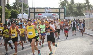 21k Terra da Luz é uma das 5 meia-maratonas previstas até o fim do ano em Fortaleza