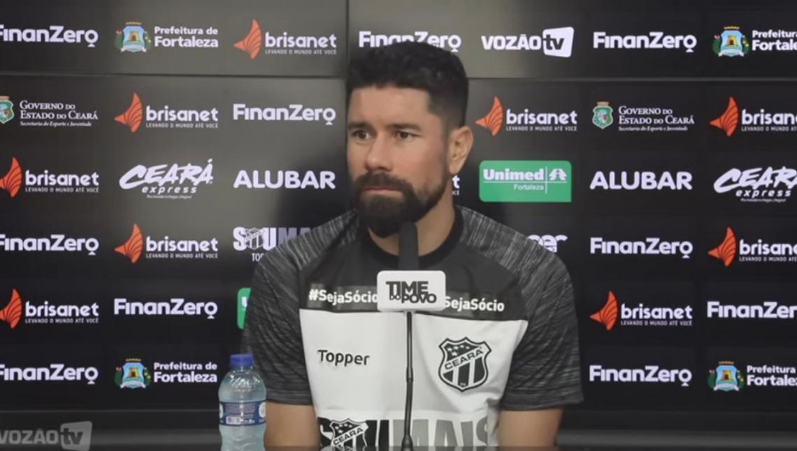 Jogador tem sido destaque do Alvinegro depois da Copa América