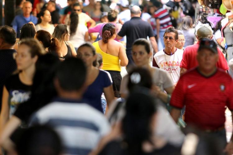 Pesquisa sobre a estimativa populacional foi divulgada nesta quarta-feira, 28