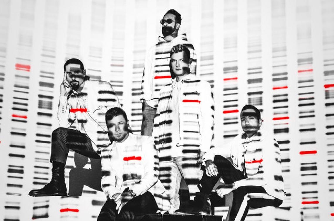 A banda Backstreet Boys retorna ao brasil depois de cinco anos