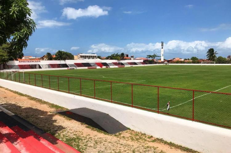 O estádio Elzir Cabral pode ser palco do Clássico das Cores na segunda fase do Cearense