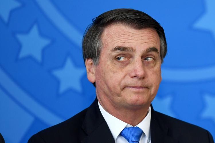 Presidente Jair Bolsonaro (Foto: EVARISTO SA / AFP)