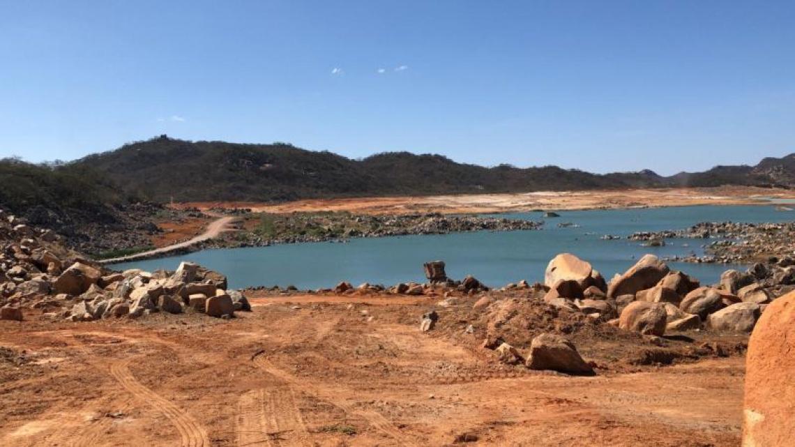 Obras da Transposição são retomadas e águas devem chegar ao Ceará no 1° trimestre de 2020