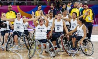 A equipe brasileira se classificou para Tóquio 2020