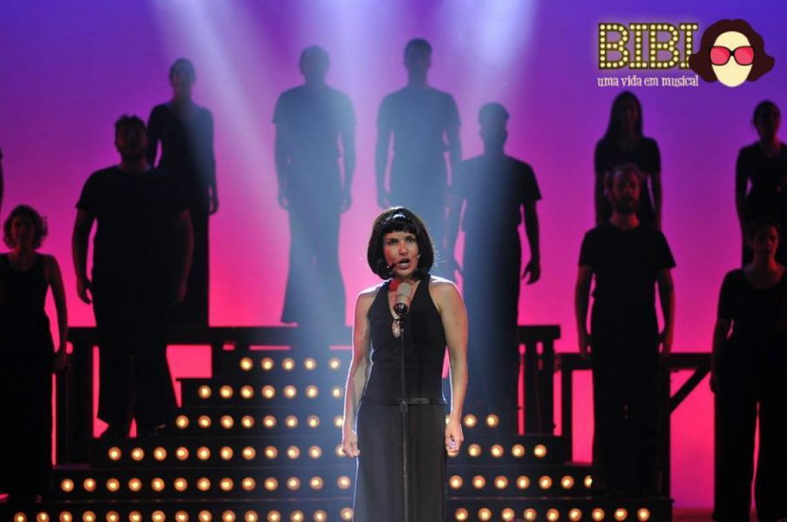 """""""BIBI, uma vida em musical"""" faz curta temporada nos dias 13, 14 e 15 de setembro no palco principal, às 20h"""