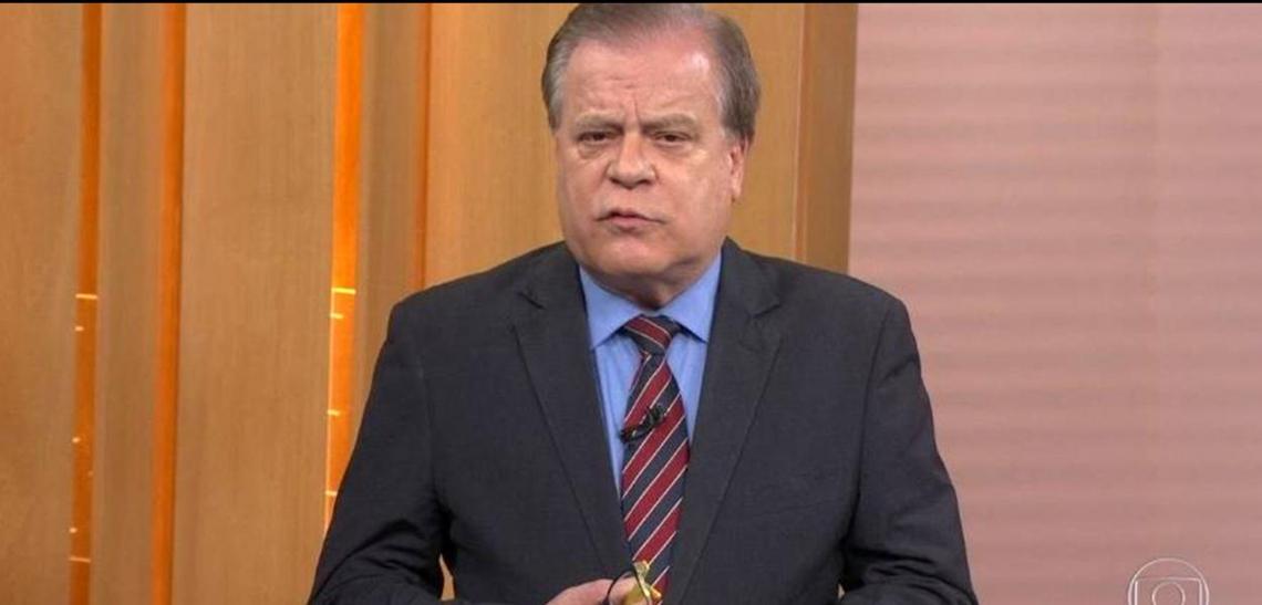 Chico Pinheiro sai em defesa de humorista que teve show interrompido por críticas a Bolsonaro.