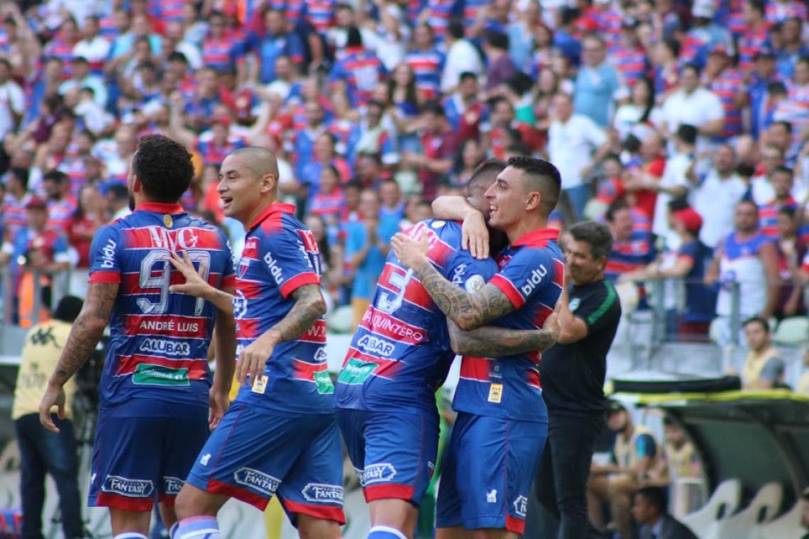 Última vitória do Tricolor do Pici aconteceu no último domingo, 01, diante do Goiás