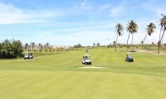O campo onde a competição será disputada é o único do Ceará com medidas oficiais de padrões internacionais