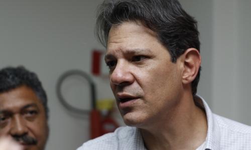 O ex-candidato à Presidência, Fernando Haddad, tem em comum com vários políticos brasileiros o sobrenome árabe