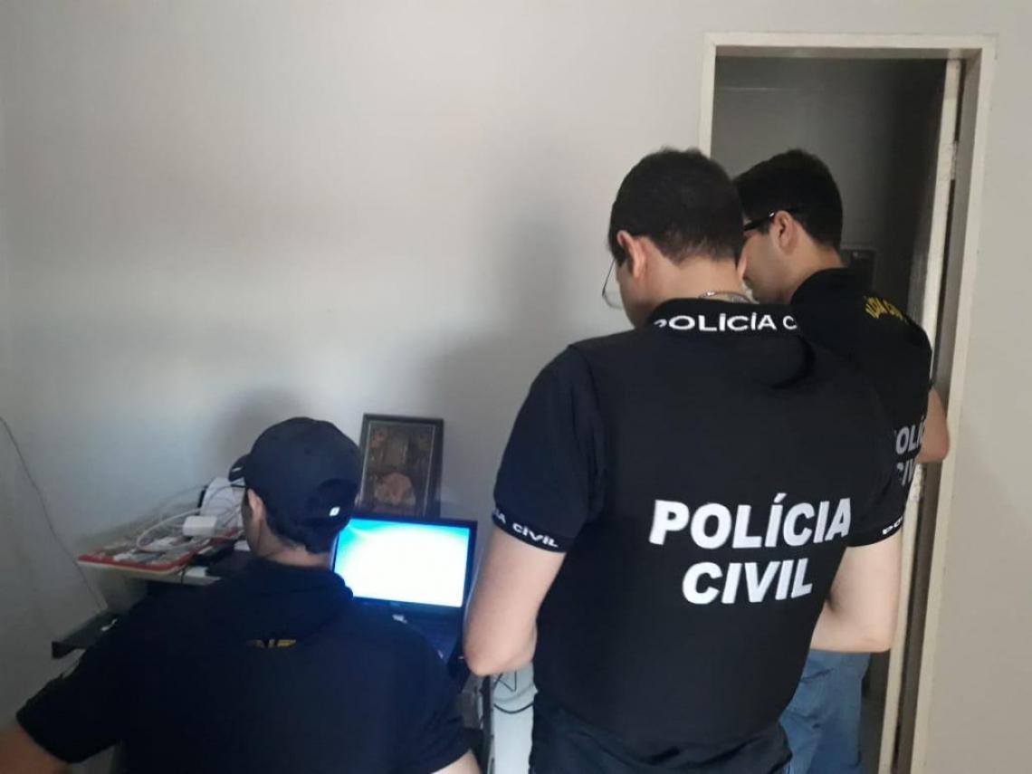 Operação investiga crimes de abuso sexual nos ambientes virtuais