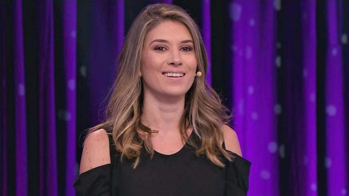 Rebeca Abravanel supera Silvio Santos e é a mais assistida do SBT.