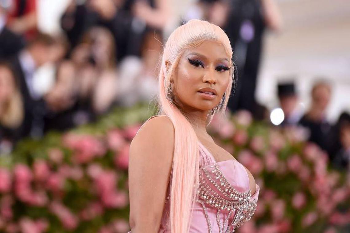 Nicki Minaj anuncia aposentadoria para focar na família.