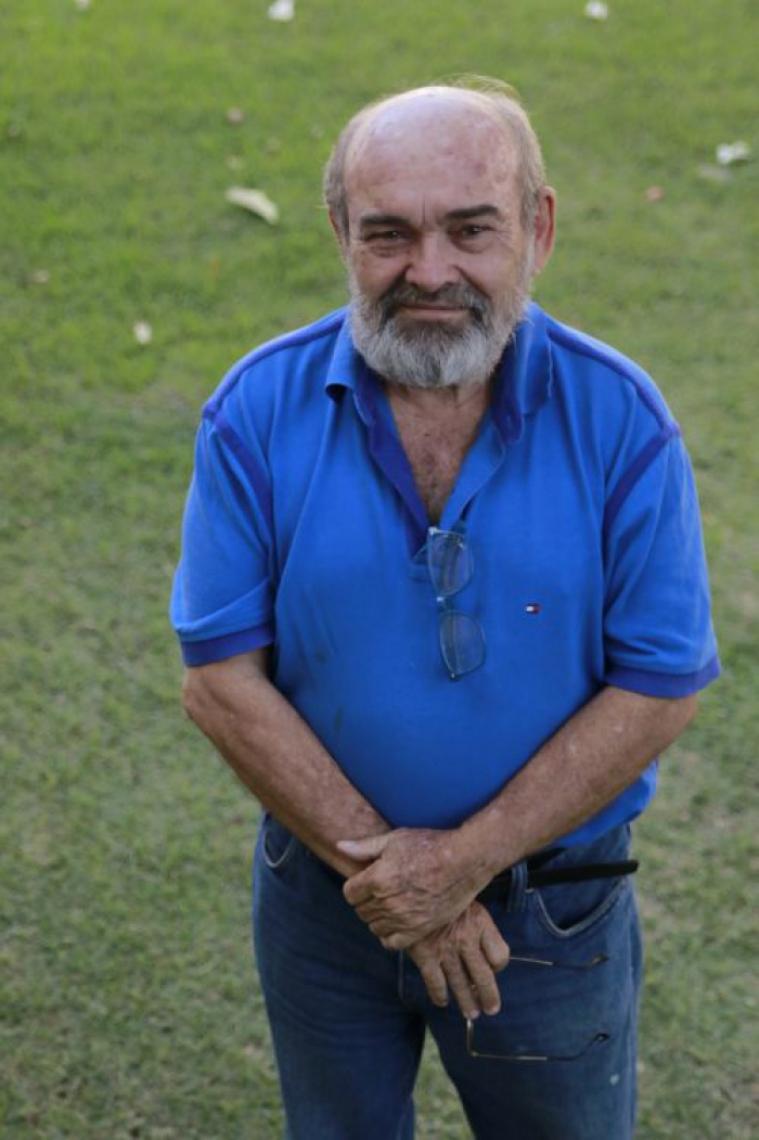 O advogado e professor Antonio Carlos Fernandes