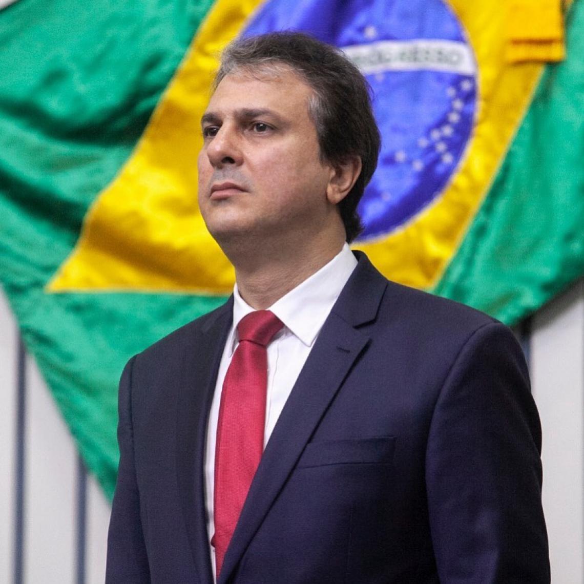 Camilo Santana teceu duras criticas ao Governo Federal