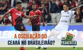 Onde o Ceará vem pecando nessa série A? | NA PRANCHETA #68