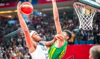 Estados Unidos superou o Brasil com uma boa margem de pontos