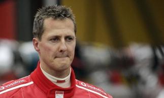 Schumacher ainda luta para se recuperar de acidente sofrido em 2013