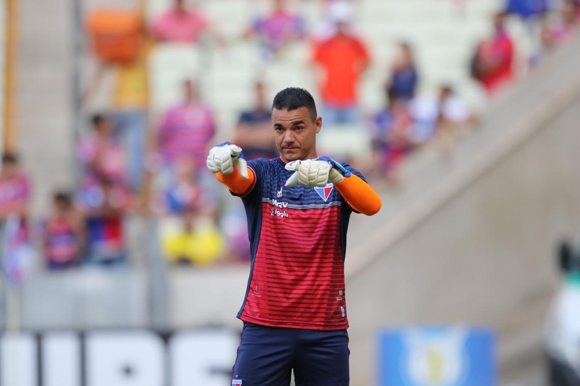 Felipe Alves jogou 43 partidas na temporada 2019