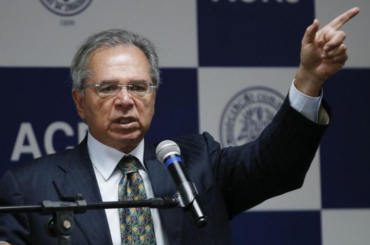 Ministro da Economia, Paulos Guedes