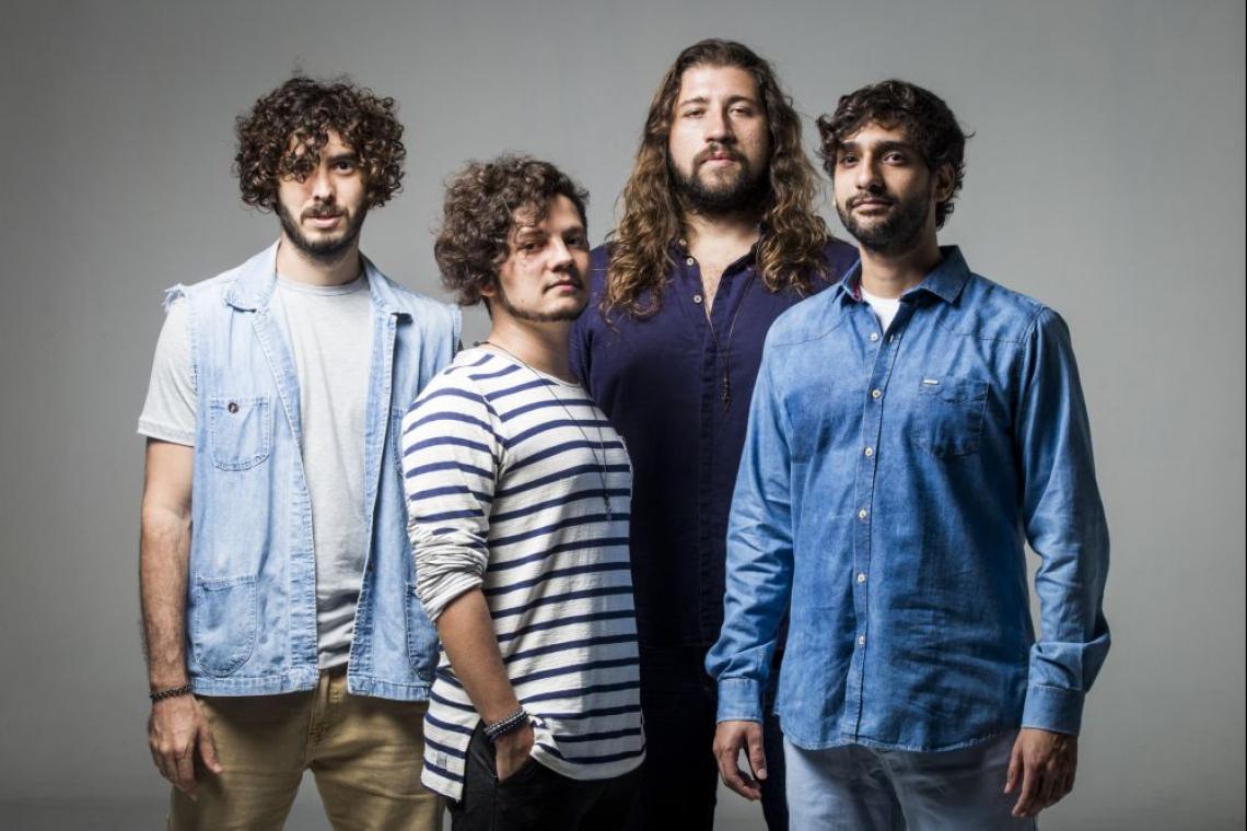 SAPDL é Rafael Martins, Gabriel Aragão, Nicholas Magalhães e Caio Evangelista