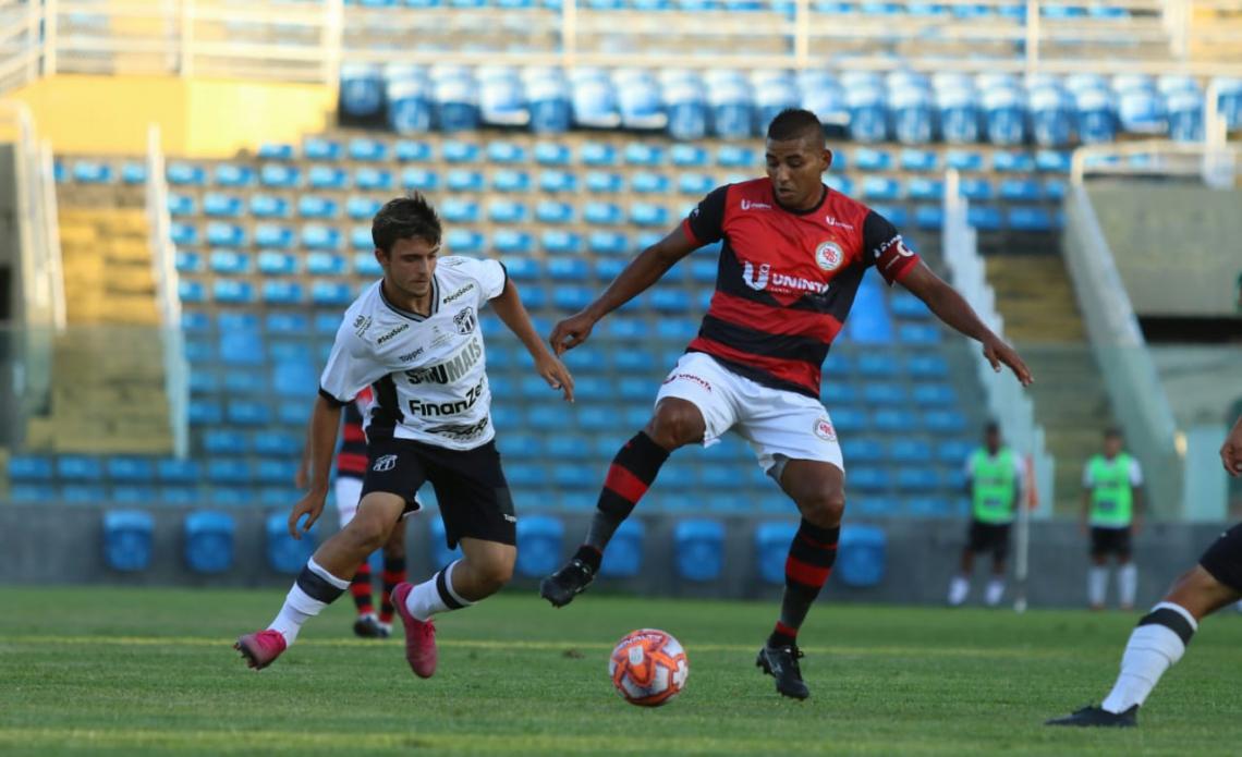 Na próxima rodada, o Ceará enfrenta o Fortaleza no dia 16, às 19 horas, no PV.