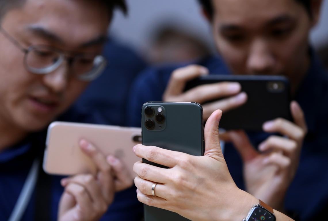 A Apple lançou vários novos produtos, incluindo um iPhone 11, iPhone 11 Pro, Apple Watch Series 5 e iPad de sétima geração