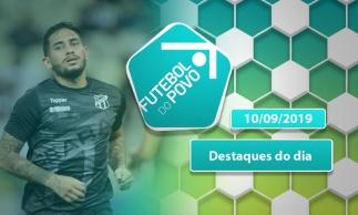 Ceará e Fortaleza estão entre os 5 que menos finalizam no Brasileirão | Futebol do POVO