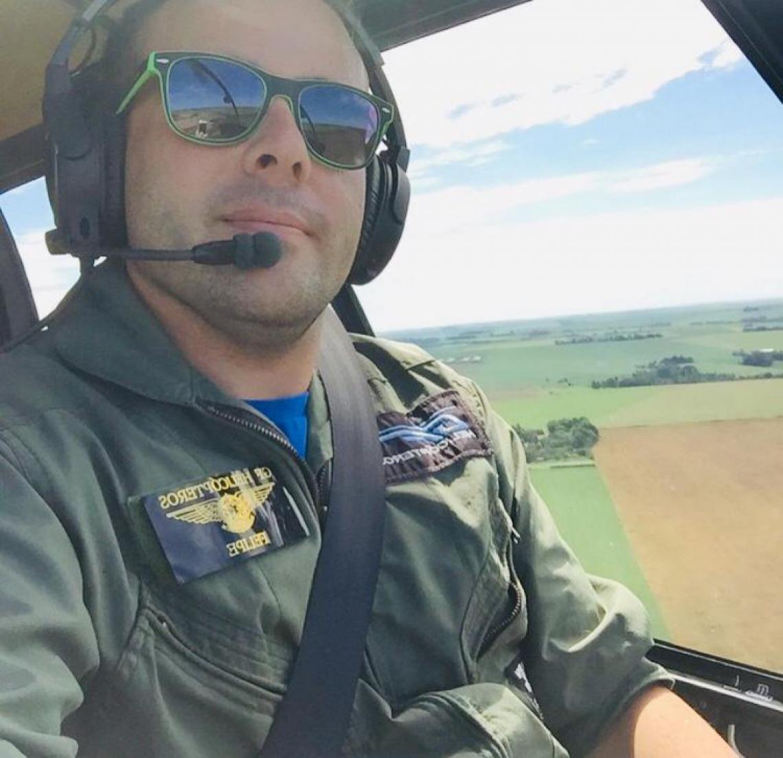 Felpe Ramos Morais pilotou o helicóptero com o grupo criminoso que executou Gegê e Paca, após pousar na área de uma aldeia indígena em Aquiraz