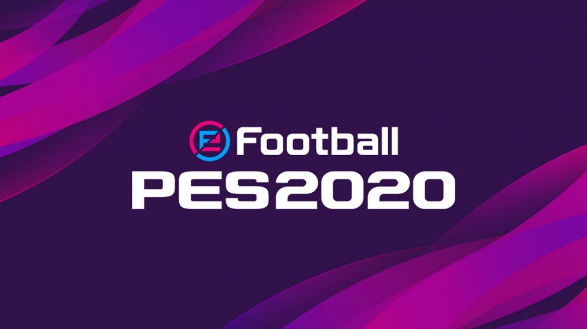 Logotipo do PES 2020