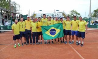 O Brasil agora luta por uma vaga para o Madrid Finals