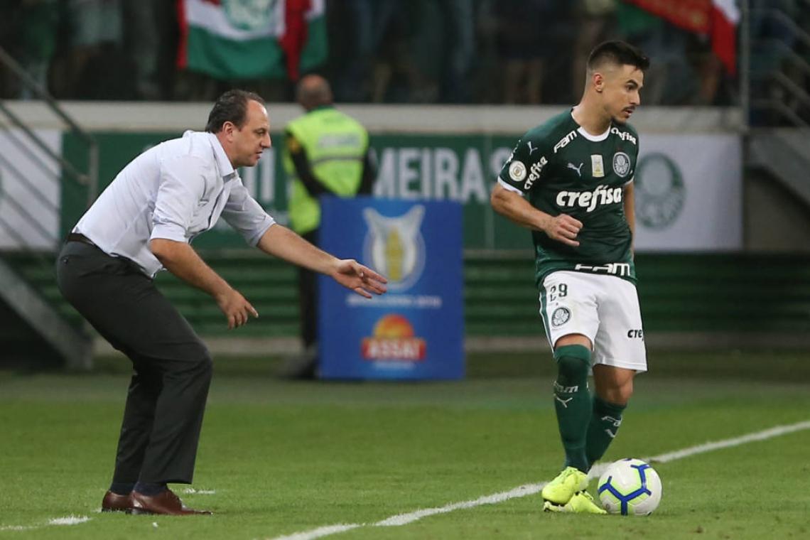Neste sábado, o Cruzeiro de Ceni perdeu por 1 a 0 para o Palmeiras.