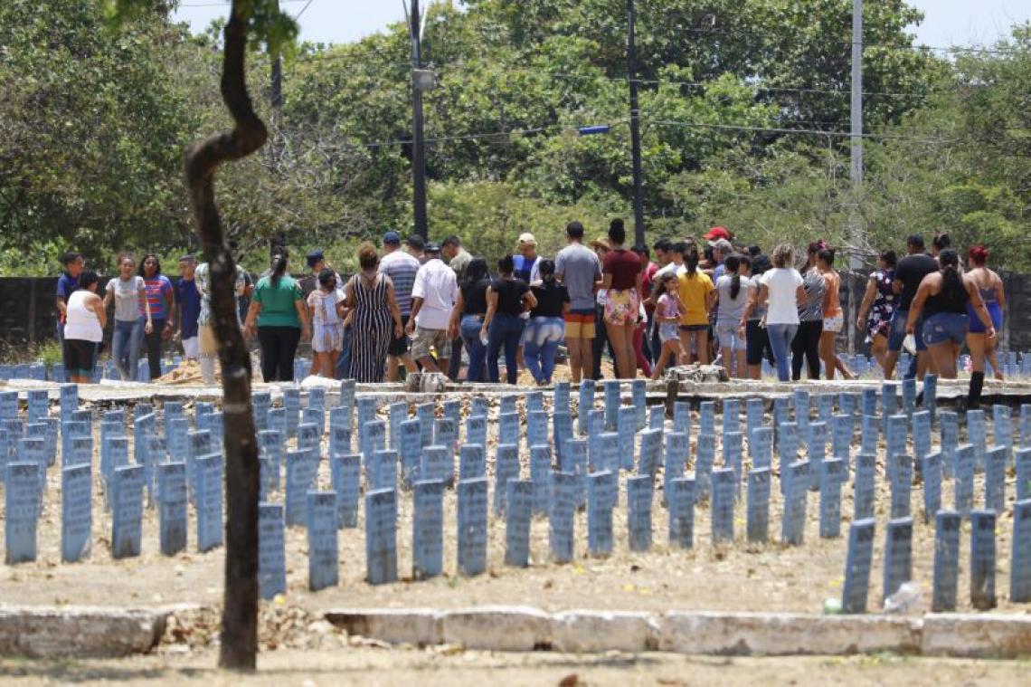 Jovem foi morto pela Policia Militar no bairro Vicente Pinzon