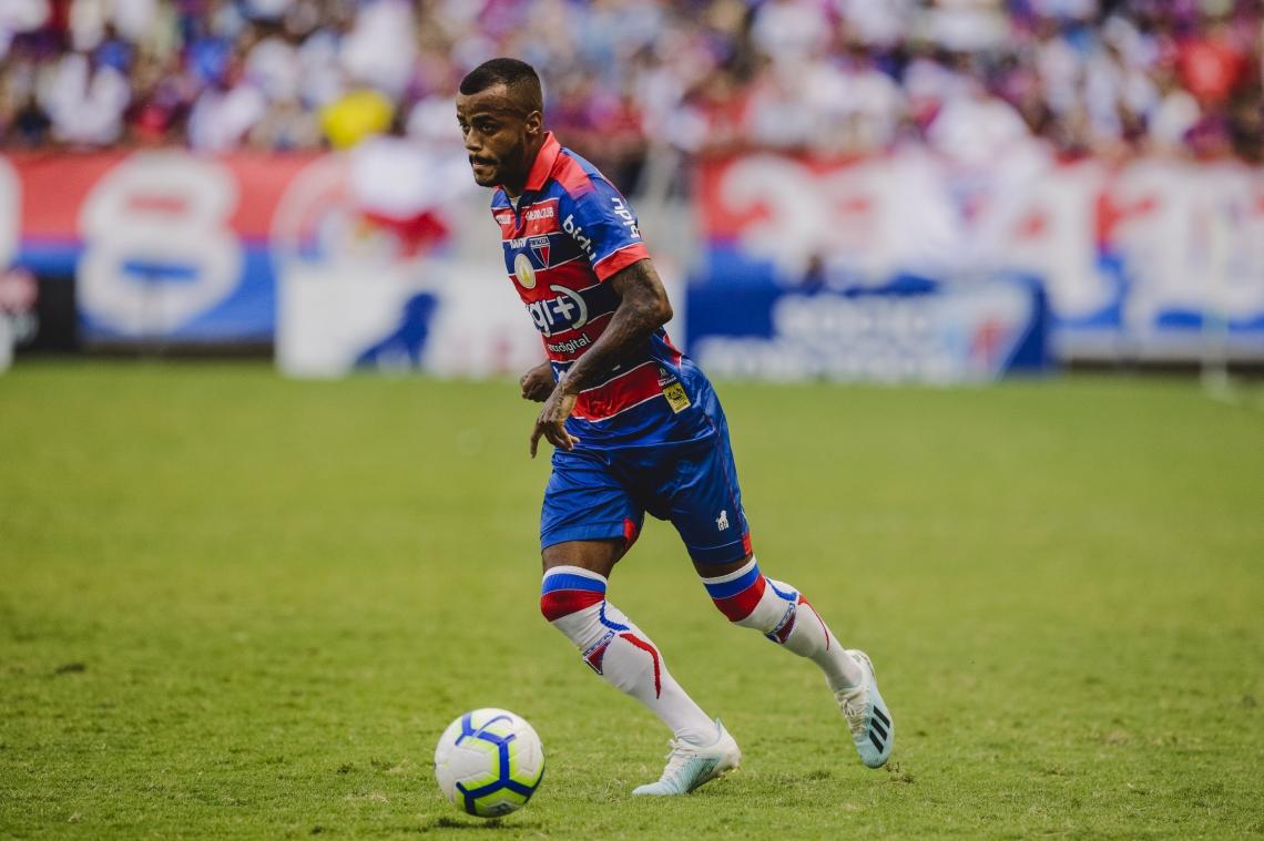 Felipe Pires foi titular nos últimos três gols do Leão