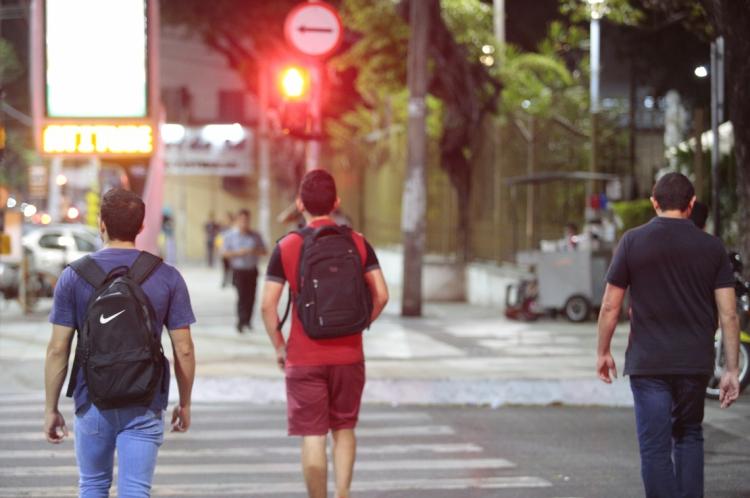 Cruzamentos da avenida Duque de Caxias com a rua Barão do Rio Branco