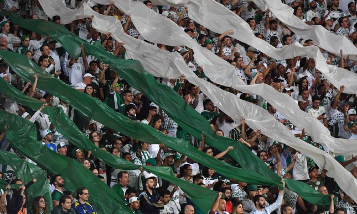 Torcedores do Palmeiras devem pagar mais barato para ver a partida diante do Fortaleza, no Castelão.