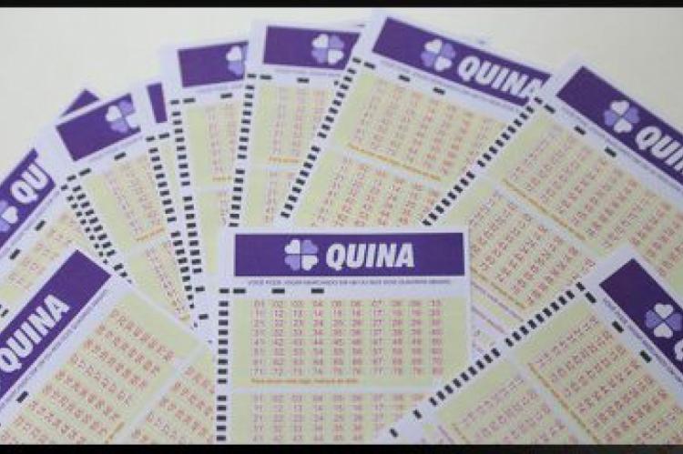 O sorteio da Quina Concurso 5078 ocorre na noite de hoje, sábado, 21 de setembro (21/09)