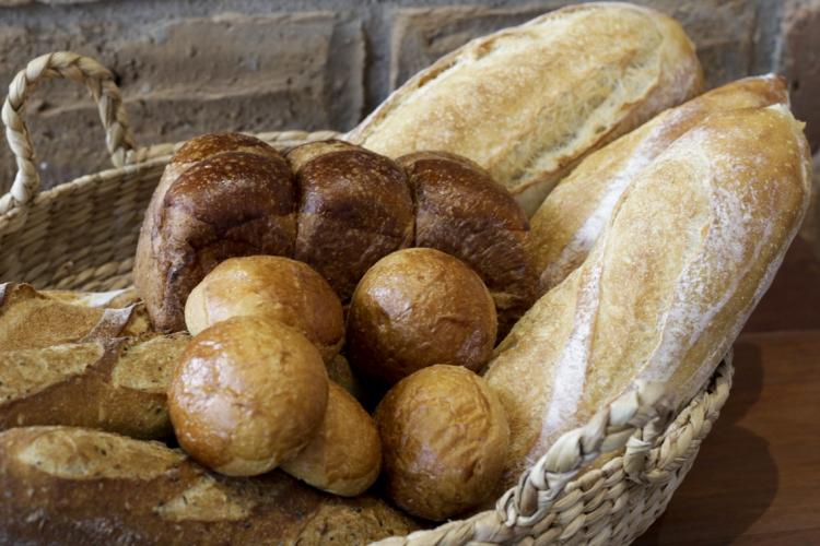 Pães estão entre os alimentos com aumento de vendas durante pandemia (Foto: Deísa Garcêz/Especial para O Povo)